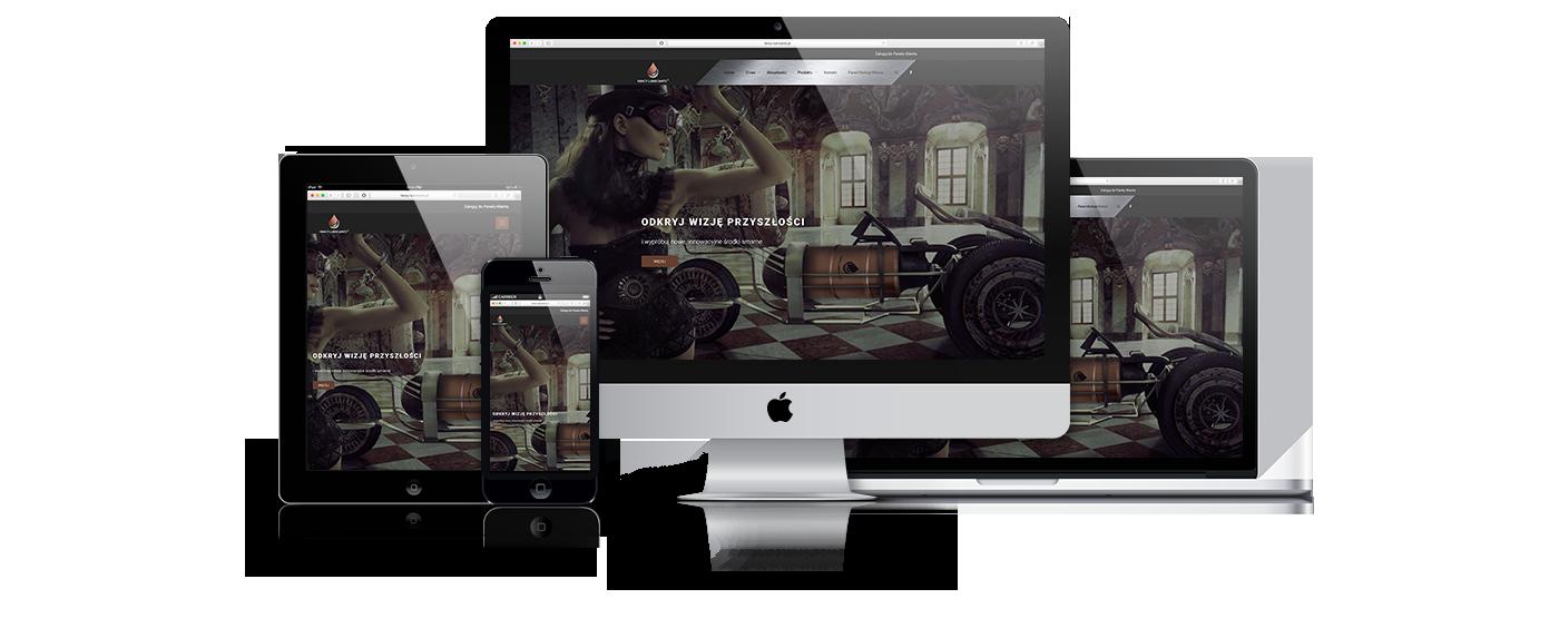 Fancy Lubricants - strona www