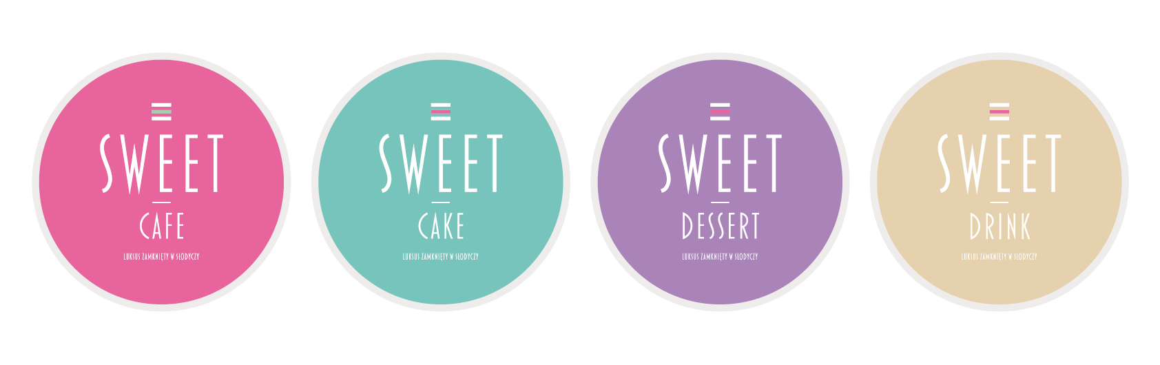 Sweet Cafe - logo